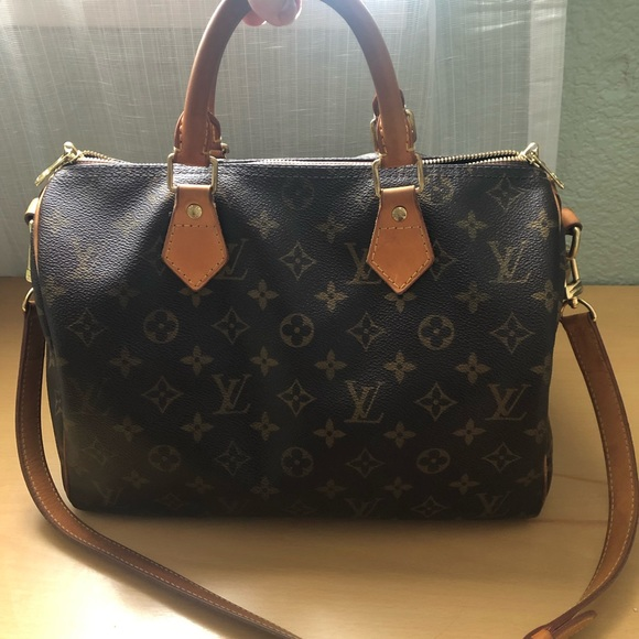 newest so cheap latest design Authentic speedy 30 bandouliere FIXED PRICE